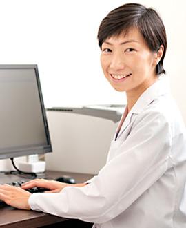 辰元亜希医師